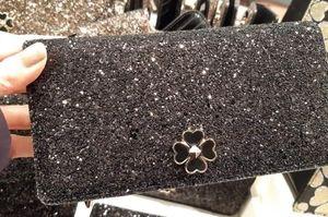 Kate Spate Glitter Wallet